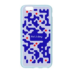 Qr Code Congratulations Apple Seamless iPhone 6/6S Case (Color)