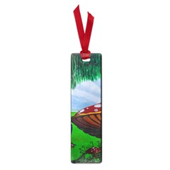 Kindergarten Painting Wall Colorful Small Book Marks