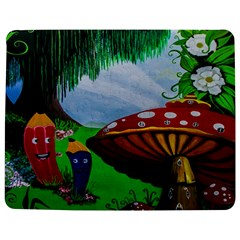 Kindergarten Painting Wall Colorful Jigsaw Puzzle Photo Stand (Rectangular)
