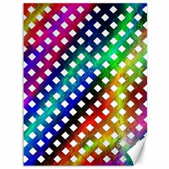Pattern Template Shiny Canvas 36  x 48
