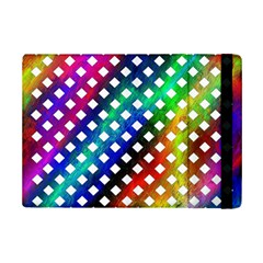 Pattern Template Shiny iPad Mini 2 Flip Cases