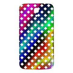 Pattern Template Shiny Samsung Galaxy Mega I9200 Hardshell Back Case