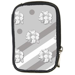 Stripes Pattern Background Design Compact Camera Cases