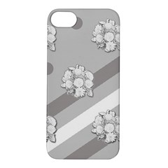 Stripes Pattern Background Design Apple Iphone 5s/ Se Hardshell Case