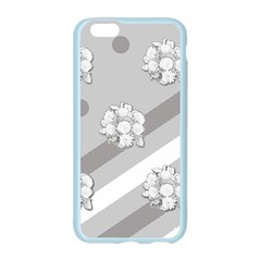 Stripes Pattern Background Design Apple Seamless iPhone 6/6S Case (Color)