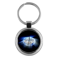 Energy Revolution Current Key Chains (Round)