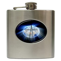 Energy Revolution Current Hip Flask (6 oz)