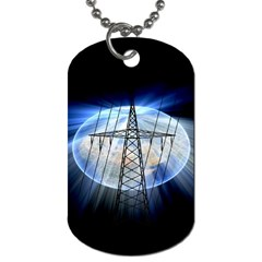 Energy Revolution Current Dog Tag (Two Sides)