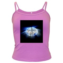Energy Revolution Current Dark Spaghetti Tank