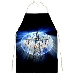 Energy Revolution Current Full Print Aprons