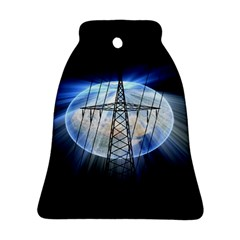 Energy Revolution Current Bell Ornament (Two Sides)