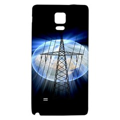 Energy Revolution Current Galaxy Note 4 Back Case