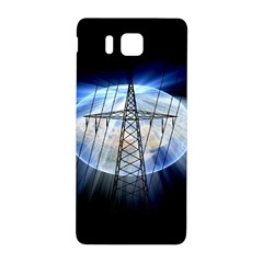 Energy Revolution Current Samsung Galaxy Alpha Hardshell Back Case