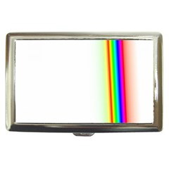 Rainbow Side Background Cigarette Money Cases