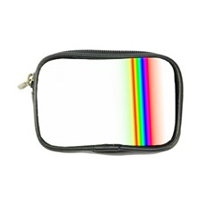 Rainbow Side Background Coin Purse