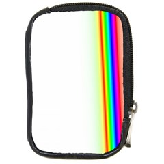 Rainbow Side Background Compact Camera Cases