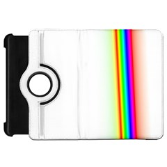 Rainbow Side Background Kindle Fire Hd 7