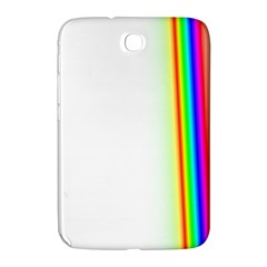 Rainbow Side Background Samsung Galaxy Note 8 0 N5100 Hardshell Case