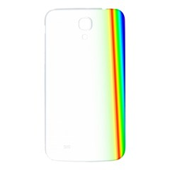 Rainbow Side Background Samsung Galaxy Mega I9200 Hardshell Back Case