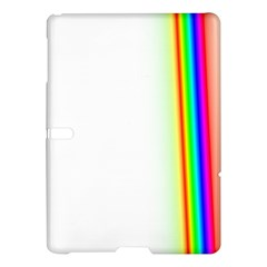 Rainbow Side Background Samsung Galaxy Tab S (10.5 ) Hardshell Case