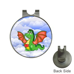 Dragon Heart Kids Love Cute Hat Clips With Golf Markers