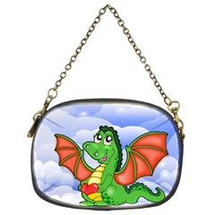 Dragon Heart Kids Love Cute Chain Purses (Two Sides)