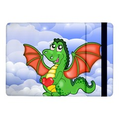 Dragon Heart Kids Love Cute Samsung Galaxy Tab Pro 10.1  Flip Case
