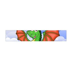 Dragon Heart Kids Love Cute Flano Scarf (Mini)