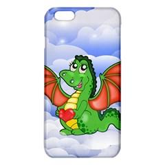 Dragon Heart Kids Love Cute iPhone 6 Plus/6S Plus TPU Case