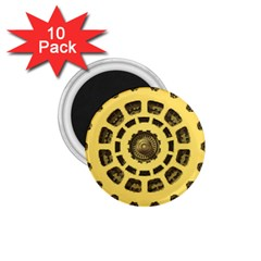 Gears 1.75  Magnets (10 pack)