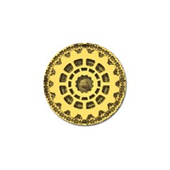 Gears Golf Ball Marker
