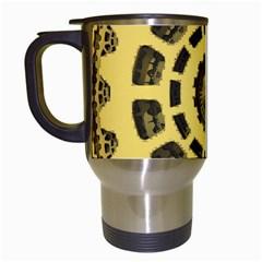 Gears Travel Mugs (White)