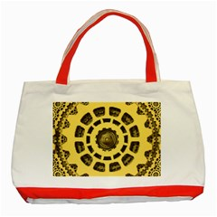 Gears Classic Tote Bag (Red)