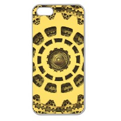 Gears Apple Seamless iPhone 5 Case (Clear)