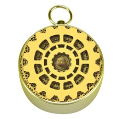 Gears Gold Compasses