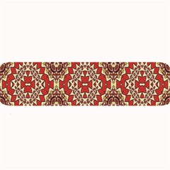 Seamless Carpet Pattern Large Bar Mats