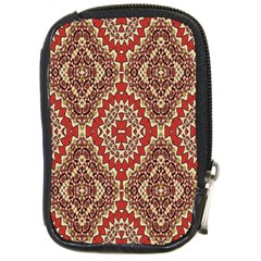 Seamless Carpet Pattern Compact Camera Cases