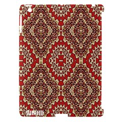 Seamless Carpet Pattern Apple iPad 3/4 Hardshell Case (Compatible with Smart Cover)