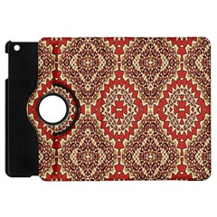 Seamless Carpet Pattern Apple Ipad Mini Flip 360 Case