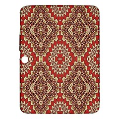 Seamless Carpet Pattern Samsung Galaxy Tab 3 (10.1 ) P5200 Hardshell Case