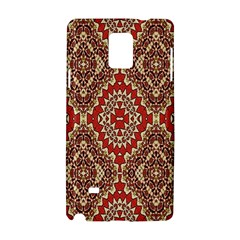 Seamless Carpet Pattern Samsung Galaxy Note 4 Hardshell Case
