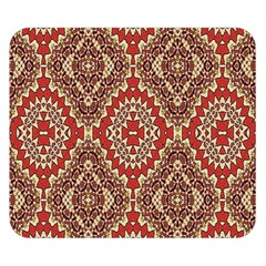 Seamless Carpet Pattern Double Sided Flano Blanket (Small)