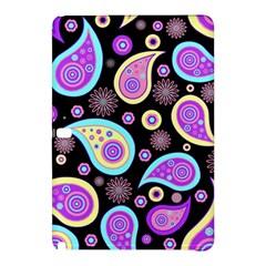 Paisley Pattern Background Colorful Samsung Galaxy Tab Pro 10 1 Hardshell Case