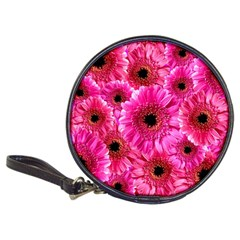 Gerbera Flower Nature Pink Blosso Classic 20-CD Wallets