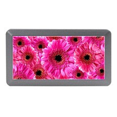 Gerbera Flower Nature Pink Blosso Memory Card Reader (Mini)