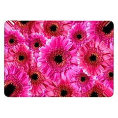 Gerbera Flower Nature Pink Blosso Samsung Galaxy Tab 8.9  P7300 Flip Case