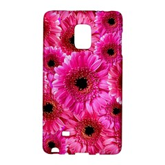 Gerbera Flower Nature Pink Blosso Galaxy Note Edge