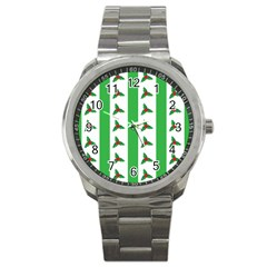 Holly Sport Metal Watch