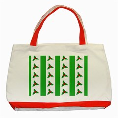 Holly Classic Tote Bag (Red)