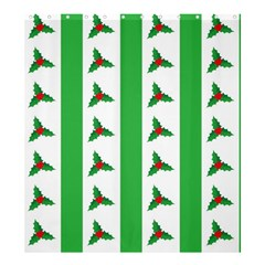 Holly Shower Curtain 66  X 72  (large)
